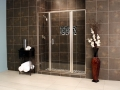 Shower Enclosures - Cardinal Series - CDII - Satin_Clear_02