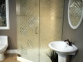Cast Glass Shower Enclosure - Neo - Cottage