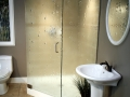 Cast Glass Shower Enclosure - Neo - Scuba
