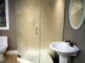 Cast Glass Shower Enclosure - Neo - Sensu