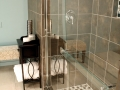 Shower Enclosures - Euro Series - TESE Chrome Clear S-Curve 08