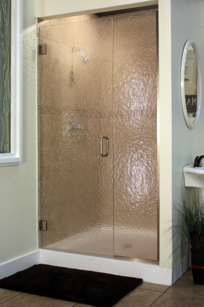 Heavy Glass Shower Enclosure - Savanna, shower enclosure example