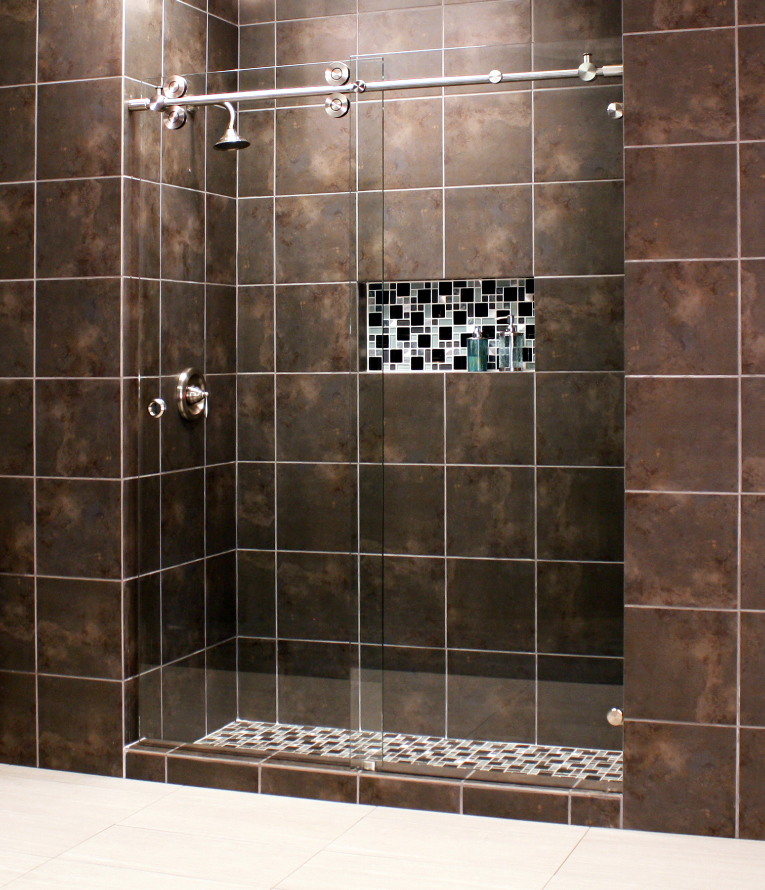 Cardinal Shower Enclosure, Skyline Empire Series
