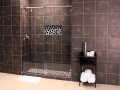 Cardinal Shower Enclosure, Skyline Empire Series brushed