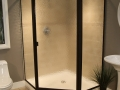 Thin Glass Pattern Shower Enclosures - Aquatex, shower enclosure example