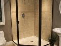 Thin Glass Pattern Shower Enclosures - Clear, shower enclosure example