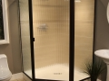 Thin Glass Pattern Shower Enclosures - Reeded, shower enclosure example