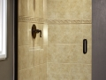 Shower Enclosure, TruFit Series - Roman Bronze