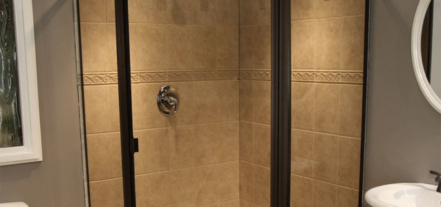 Corner/Neo-Angle Shower Enclosures | Pioneer Glass