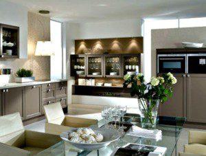 kitchen cabinet insert glass