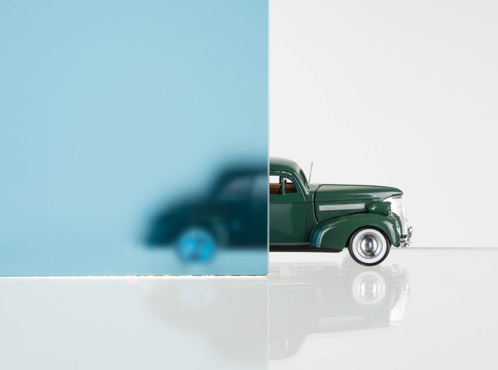 wg-blue acid wash cupboard glass