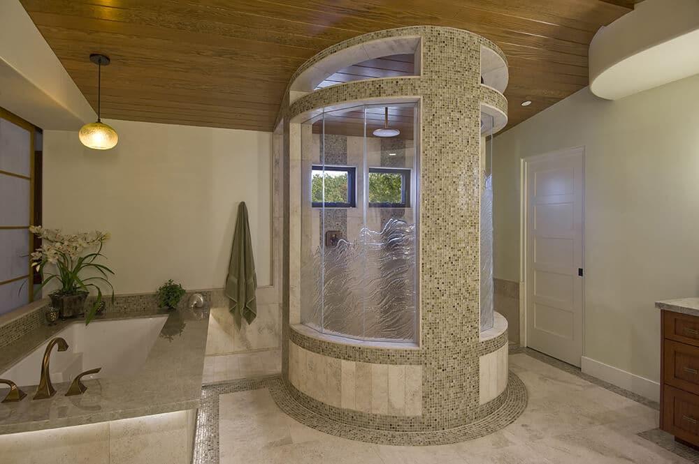Ultra Optique shower enclosure