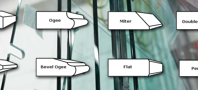 Differences Between Seamed And Polished Edges Pioneer Glass