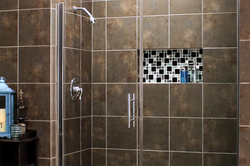 Custom Frameless Bathroom Shower Door Replacement, Quality Full ...