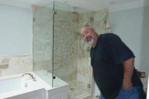 cardinal shower installer