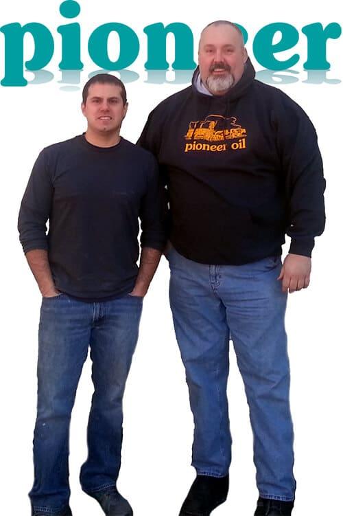 Jake and David
