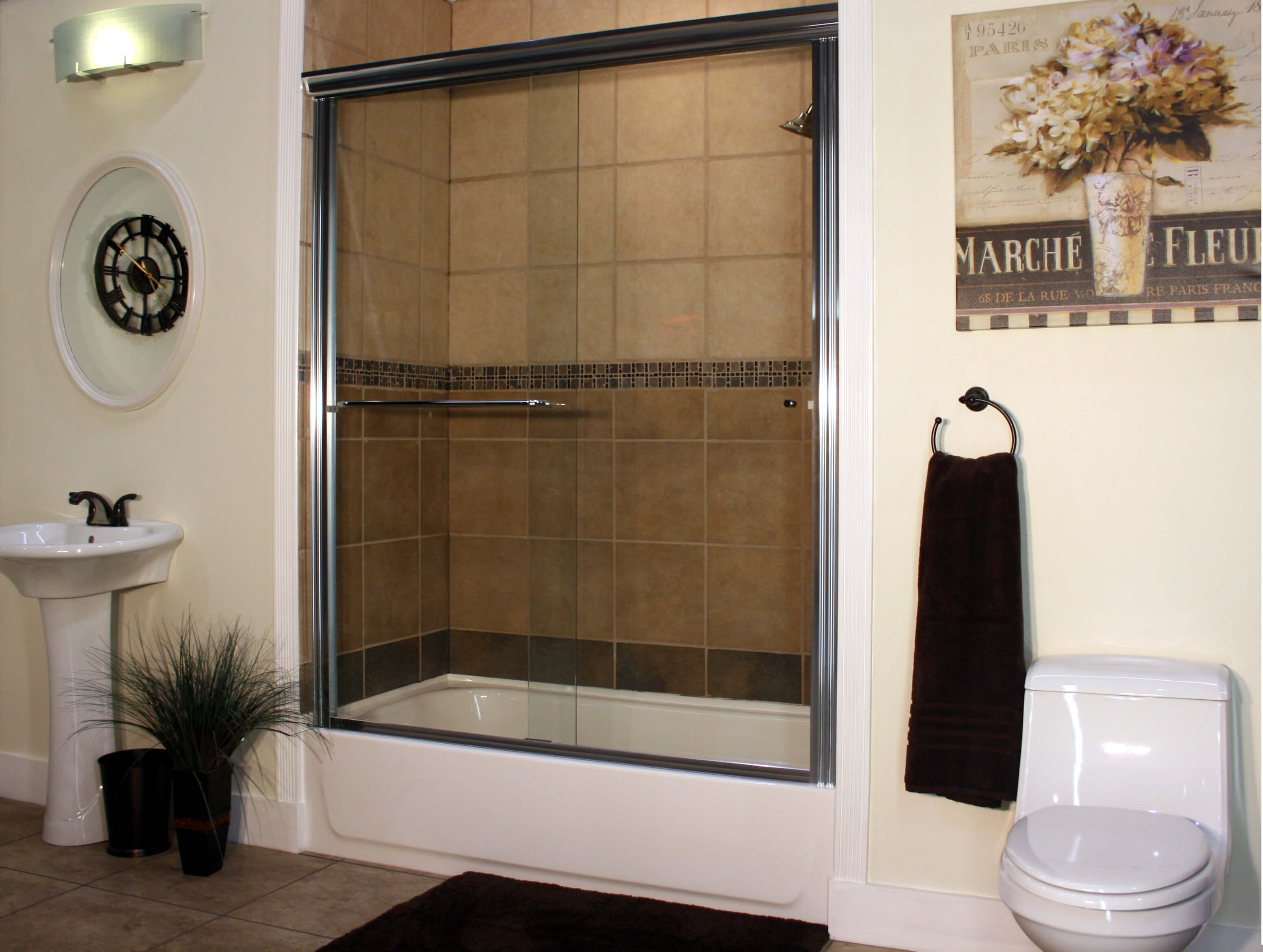 Shower Enclosure: Apollo Series | Pioneer Glass