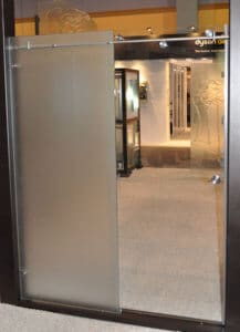 Cardinal Shower Enclosure, Skyline Series - BN-Clear and Satin