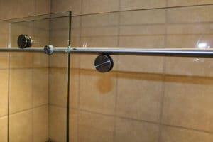 Cardinal Shower Enclosure, Skyline Series - Header Detail 01
