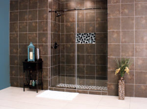 Cardinal Shower Enclosure, Skyline Series - RB Clear02
