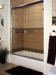 Cardinal Sliding Shower Enclosures - CH-Clear 02