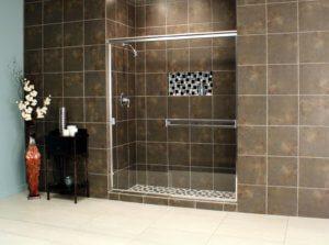 Cardinal Sliding Shower Enclosures - Chrome_Clear_02