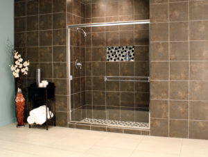Cardinal Sliding Shower Enclosures - Chrome_Clear_03