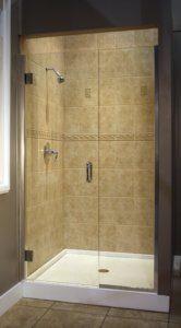 Shower Enclosure, TruFit Series - Chrome 2