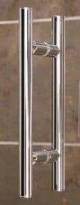 Shower Enclosure, Uptown Series - Hardware Ladder Pull