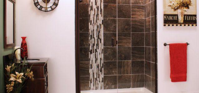 Shower Enclosure, Uptown Series - Uptown Series 2
