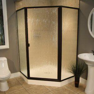 Shower Enclosures - Cardinal Series - CDNEO - ORB-Bamboo