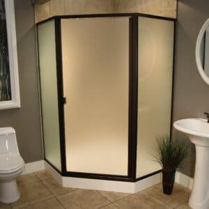 Shower Enclosures - Cardinal Series - CDNEO - ORB-Satin