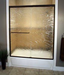 Cast Glass Shower Enclosure - Euro ETE - RB-Safari